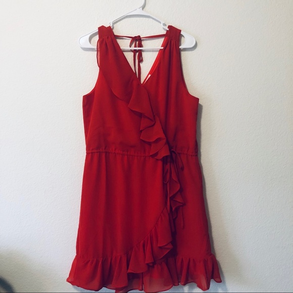 Sugarlips Dresses & Skirts - Red Sugarlips Dress / L